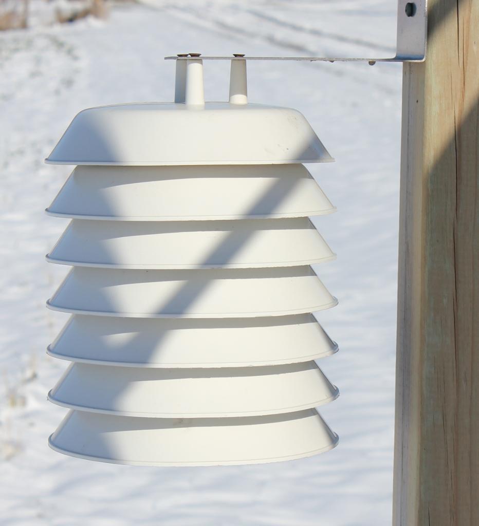 Fan Aspirated Temperature Sensor Jim Hannon S Blog