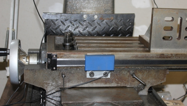 DRO for my MIll | Jim Hannon's Blog